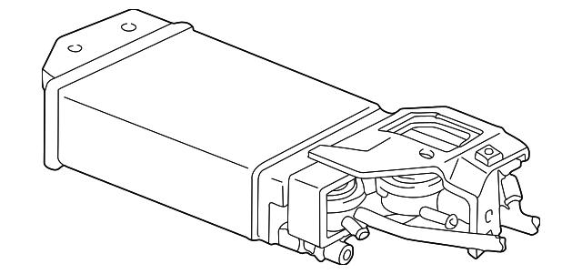 Genuine Toyota Vapor Canister 77740 02102