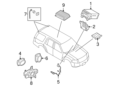2010 lincoln navigator parts diagram great installation of wiring 2003 Lincoln Continental sound system for 2010 lincoln navigator bowenscarfffordlincolnparts rh fordparts bowenscarff lincoln navigator parts wholesale 2018