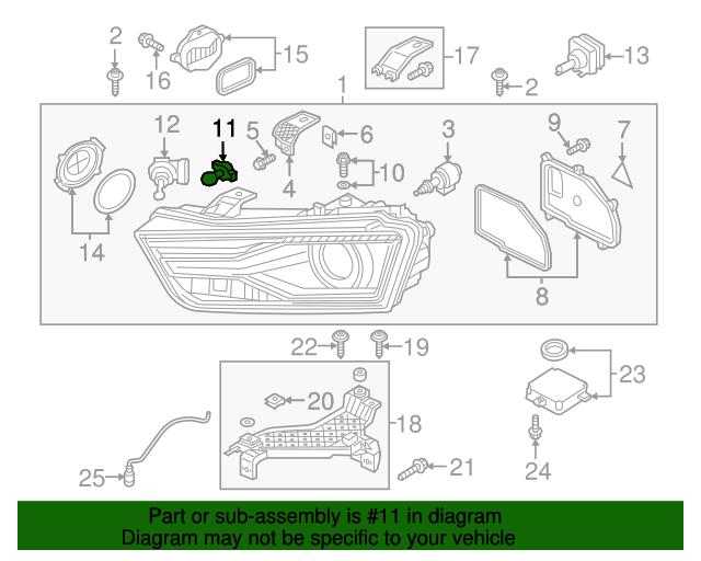 Audi Signal Bulb N 107 763 02 Oemaudiparts