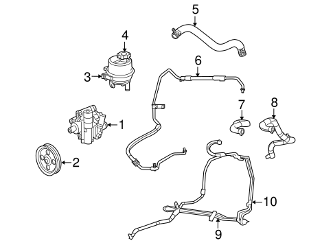 2010 Dodge Journey Heater Hose Diagram General Wiring