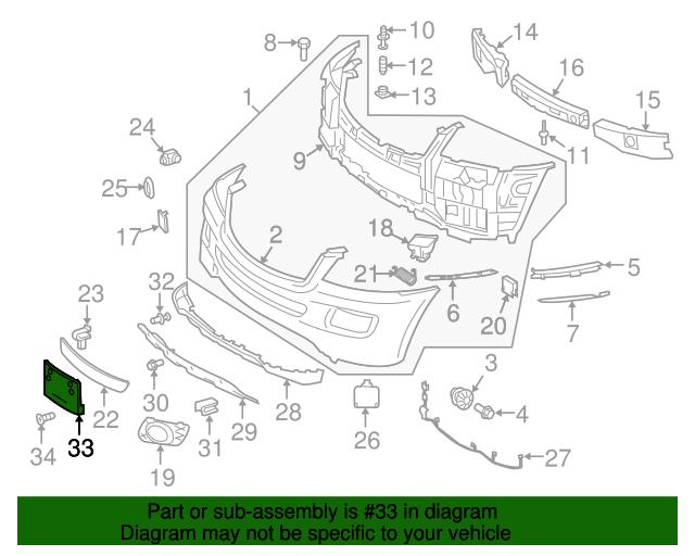 License bracket mercedes benz 164 885 00 81 factory oem for Oem parts for mercedes benz