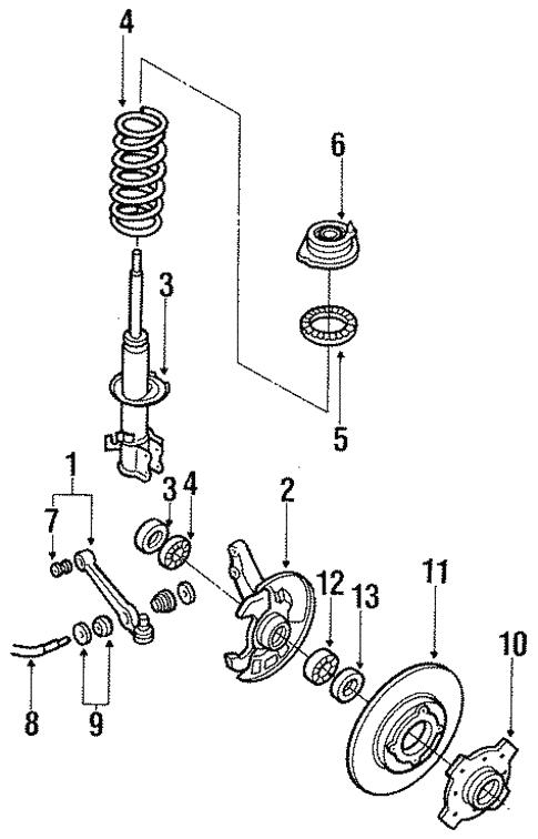 1990 Ford Festiva Stereo Wiring Diagram