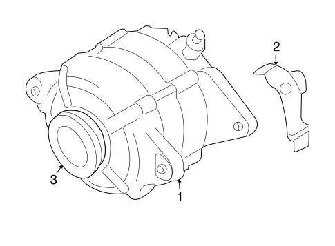 Alternator For 2014 Subaru Legacy