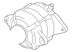 Alternator - Subaru (23700AA831)