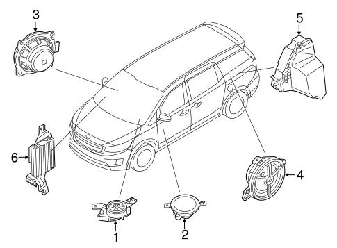 sound system for 2018 kia sedona raceway kia parts 2011 Kia Sedona Engine Diagram sound system for 2018 kia sedona