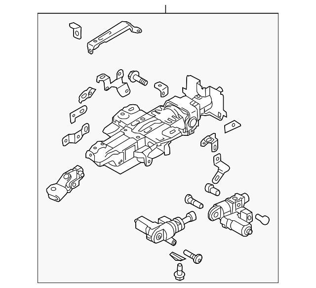 service manual  2012 infiniti qx56 tilt steering column