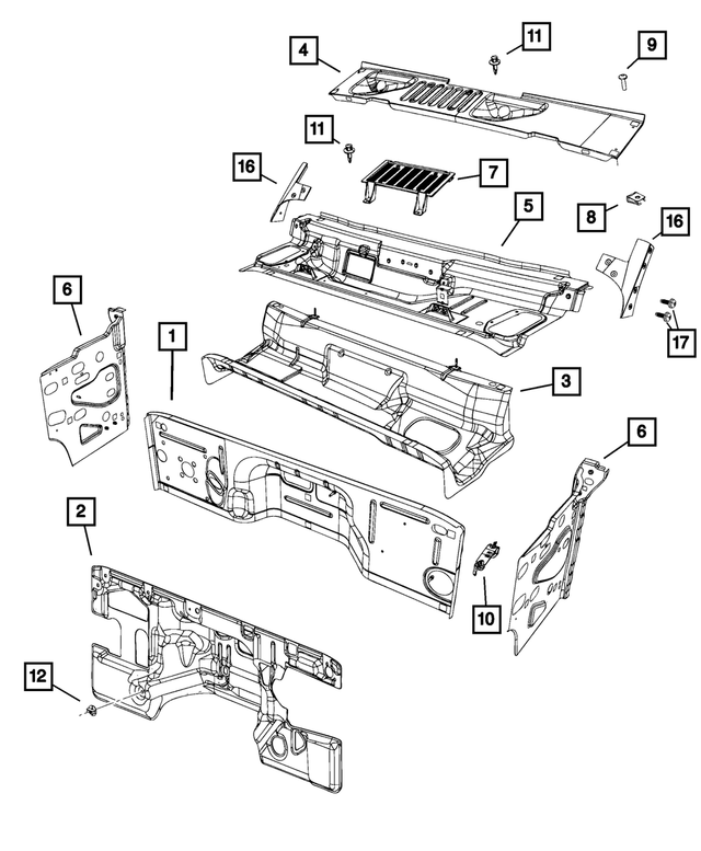 Aparoli SJA Plain 68058/Mounting DIN 933/Hexagonal Screws with Thread up to Head Set 6/x 50/mm Pack of 25/Quality Premium