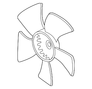 Fan, Cooling - Acura (19020-RL8-A01)