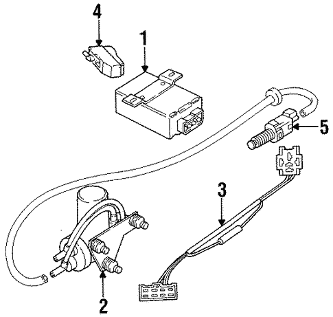 Jaguar Cruise Control Diagram