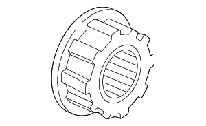Pulley, Timing Belt Drive - Honda (13621-5G0-A01)