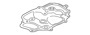 Oil Filter Housing Gasket - Volkswagen (059-115-441-K)