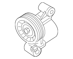 Belt Tensioner - Ford (BB5Z-6A228-A)