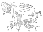 Housing - Toyota (15609-37041)