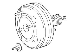 Brake Booster - Toyota (44610-06761)