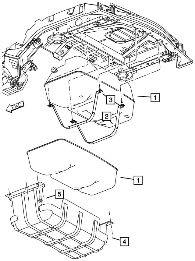 2005 Jeep Liberty Crd Fuel Filter