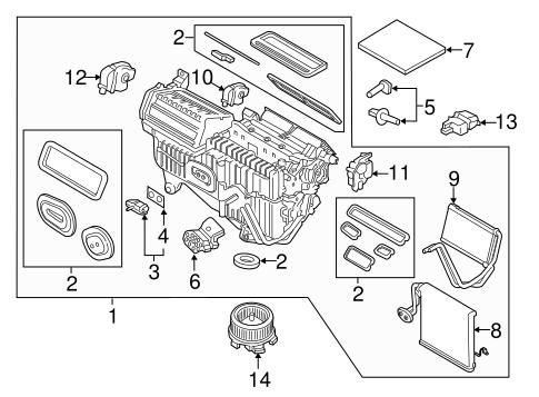 2 9 L Ford Engine Kit
