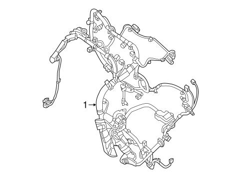 Nissan Altima Wiring Harness