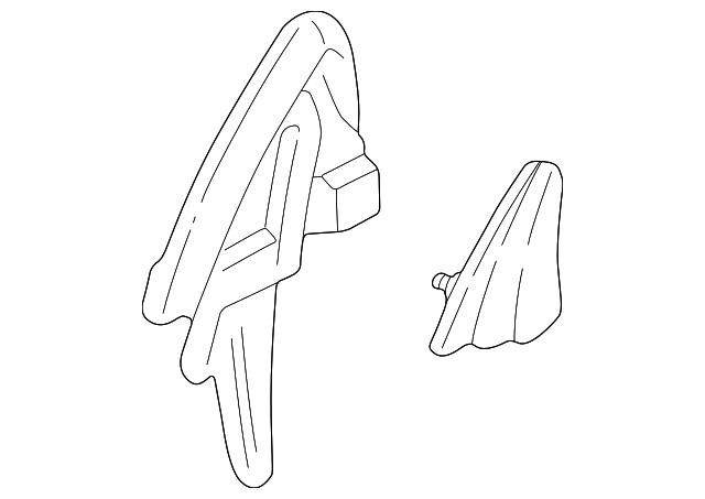holder assembly  l front sash