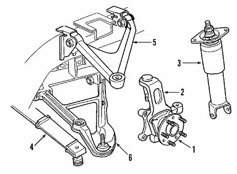 Xlr Parts Diagram