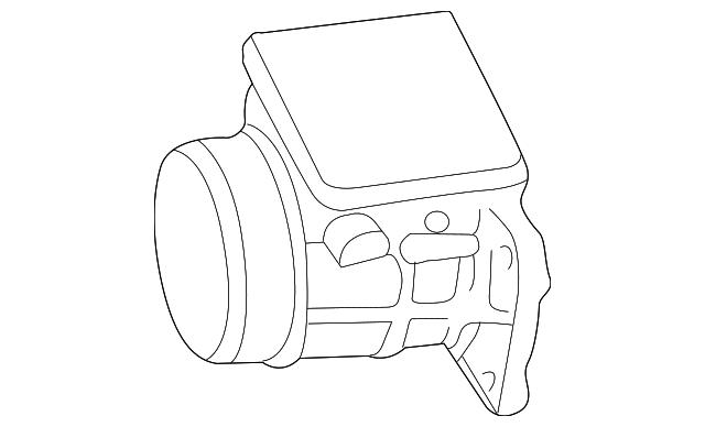 Maf Sensor Diagram