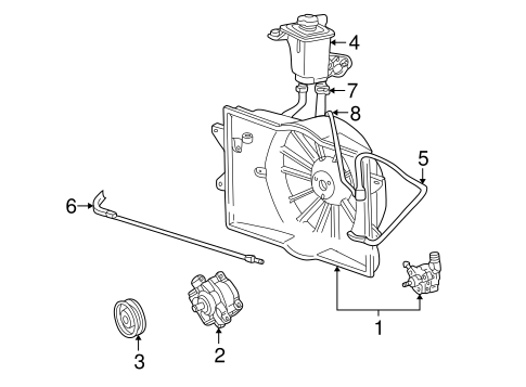 2002 Lincoln Ls Engine Diagram