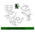 Fuel Pump - Jaguar (XR848122)