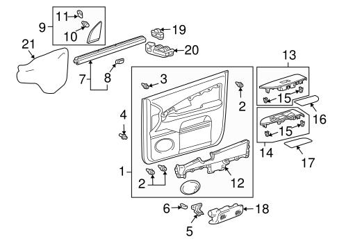 31 2004 Lexus Rx330 Parts Diagram - Wiring Diagram Database