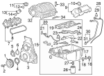 Valve Cover - GM (12630880)
