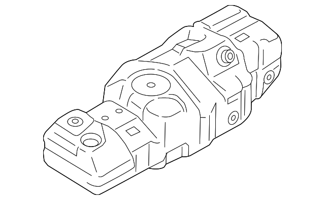 Ford Tank Assembly