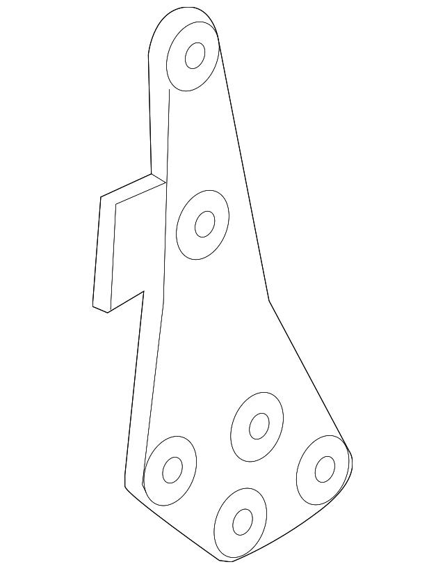 Bmw Water Pump Bracket 11517600672 on 2015 Bmw 328i Sedan