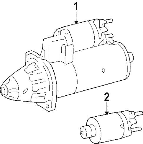 2006 Vw Pat Starter Wiring Diagram