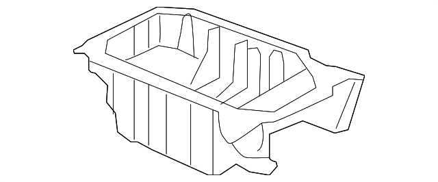 Pan Assembly, Oil