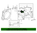 Thermostat Housing - Isuzu (8126223160)