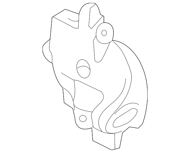 bracket  power steering pump