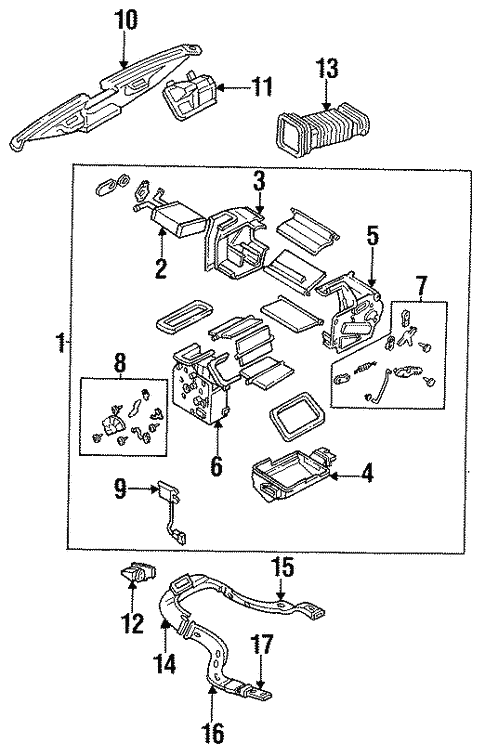 Mazda Mpv Heater Diagram