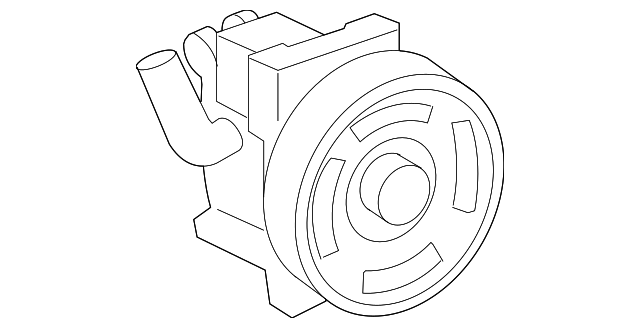 Power Steering Pump Ford 6e5z3a696b: 2006 Lincoln Zephyr Serpentine Belt Diagram At Downselot.com