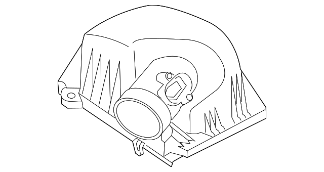 Upper Cover GM 42354669 20162018 Buick Encore: Buick Encore 2016 Engine Diagram At Teydeco.co