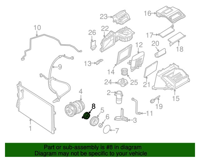 clutch coil assembly gm 89019185 gmpartsdirect com rh gmpartsdirect com