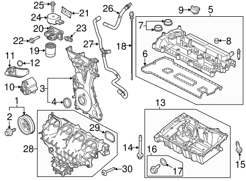 Engine Parts for 2014 Ford Focus | TascaParts.comTasca Parts