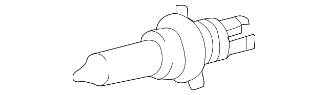 Genuine Toyota 90084-98033 Bulb