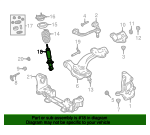 Shock Absorber - Ford (9W1Z-18124-A)