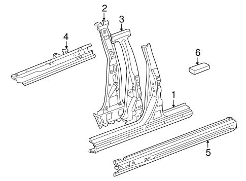 Center Pillar And Rocker Scat