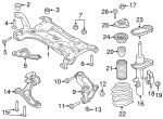 Lower Control Arm - Ford (BV6Z-3078-G)
