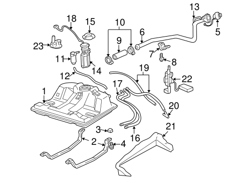 Chevy Fuel Line Wiring Diagram