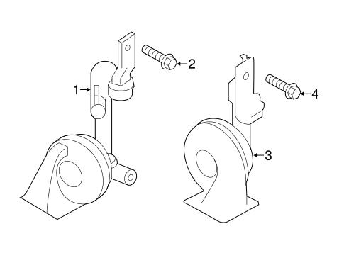 Horn Parts