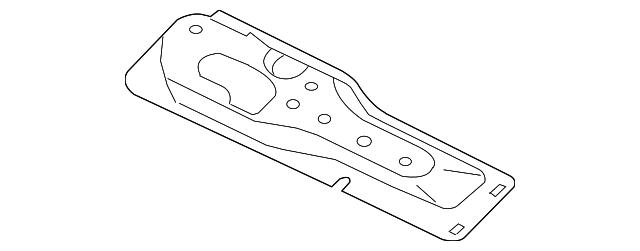 latch mount bracket