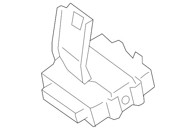 subaru control module  84051fl021