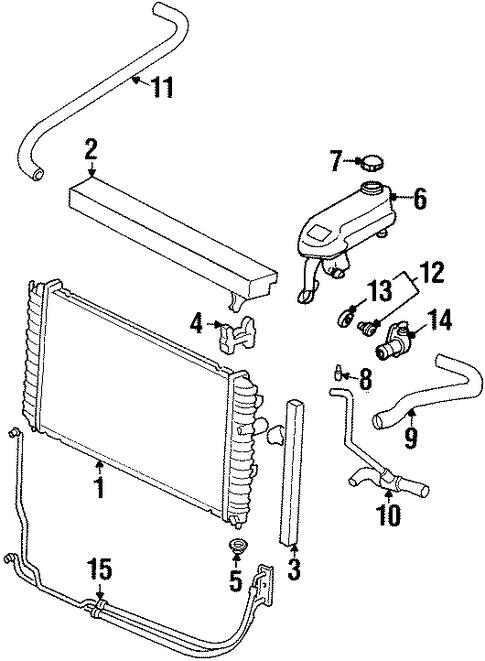 Vacuum Diagram For 97 Oldsmobile Cutlass 1997 Oldsmobile Cutlass