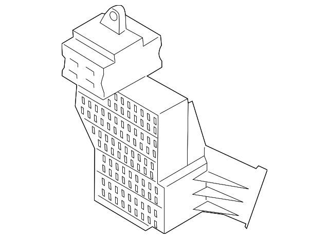 Cayenne Fuse Box