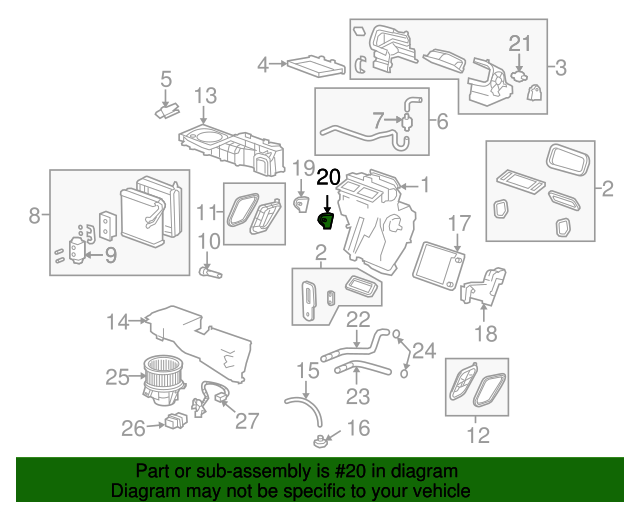 gm actuator diagram wiring diagram services u2022 rh zigorat co